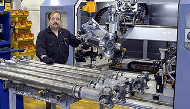 Gestão de Processos em Linha- Leax do Brasil - Eixo Cardan, Usinagem, Montagens e Tratamento Térmico para a Indústria Automotiva