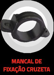Mancal de Fixação Cruzeta - Leax do Brasil - Eixo Cardan, Usinagem, Montagens e Tratamento Térmico para a Indústria Automotiva