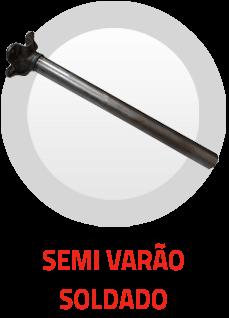 Semi Varão Soldado - Leax do Brasil - Eixo Cardan, Usinagem, Montagens e Tratamento Térmico para a Indústria Automotiva