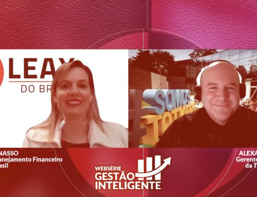 Gestão Inteligente | Websérie | Leax do Brasil